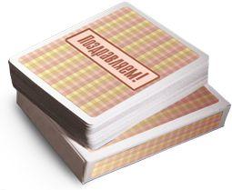 Размер коробочки для карт